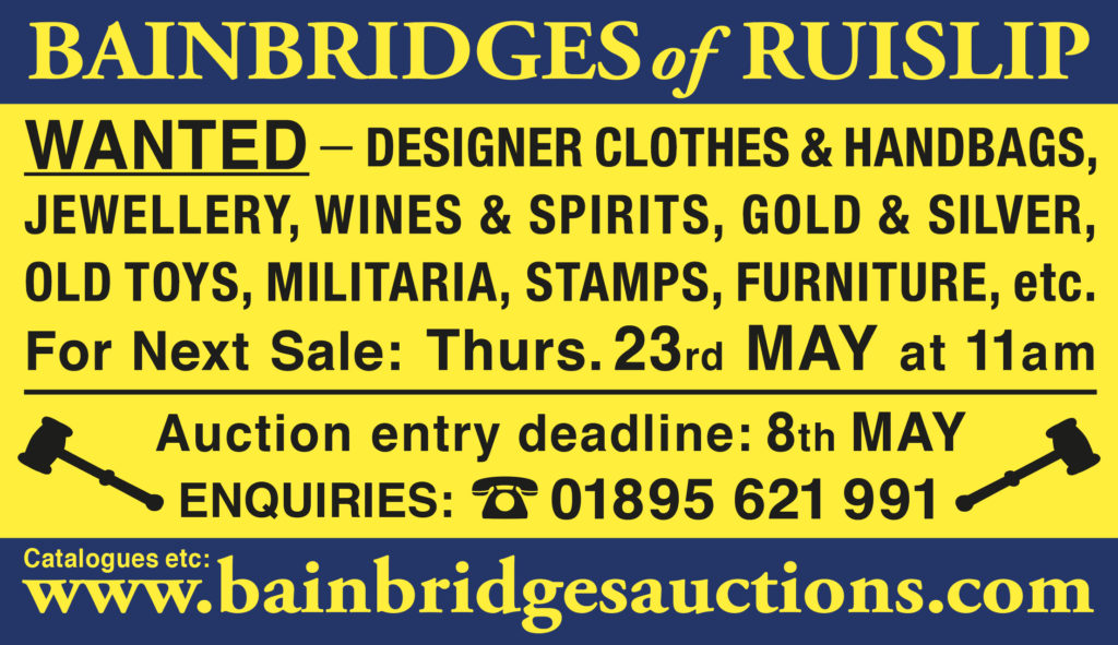 23 MAY 2019 | Bainbridges Auctions